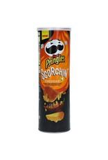 Pringles Scorchin' Cheddar - 158g
