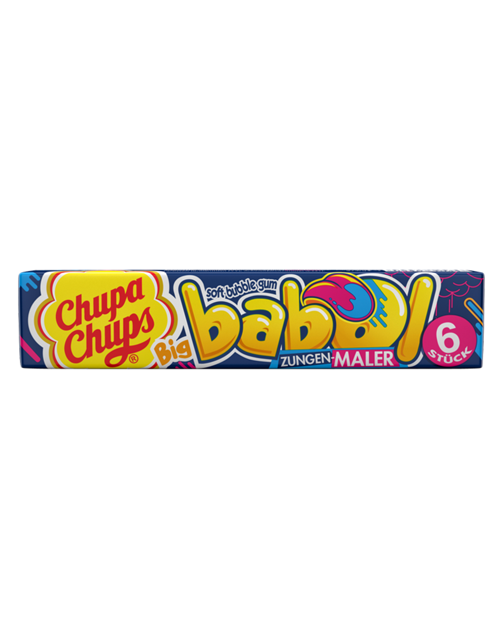 Chupa Chups Big Babol Bubblegum - ZungenMaler - 27,6g