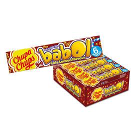 Chupa Chups Big Babol Bubblegum - Cola Lemon Flavour - 27,6g