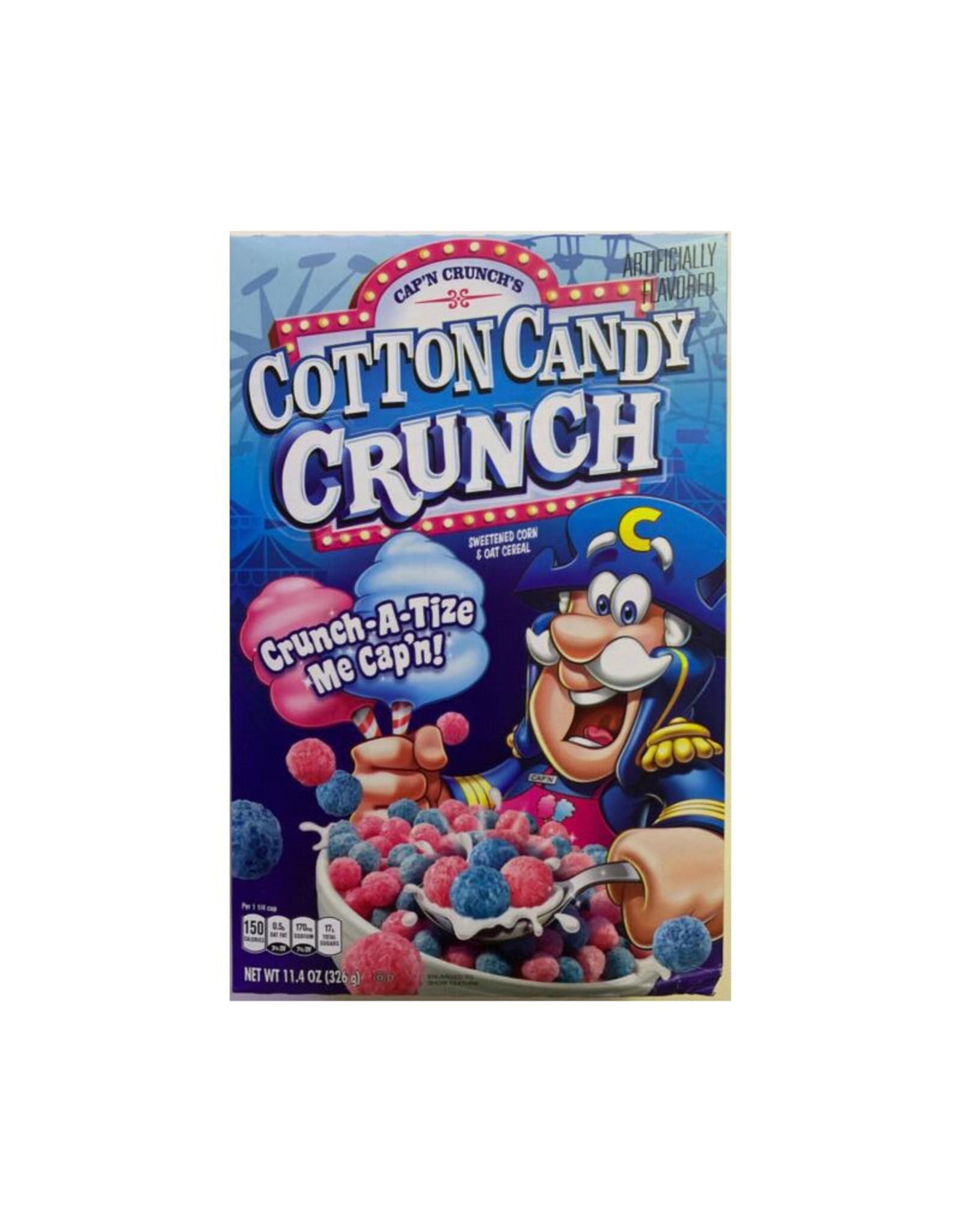 Cap'n Crunch - Cotton Candy - 288g