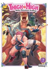 Thigh High: Reiwa Hanamaru Academy 2 (Engelstalig) - Manga