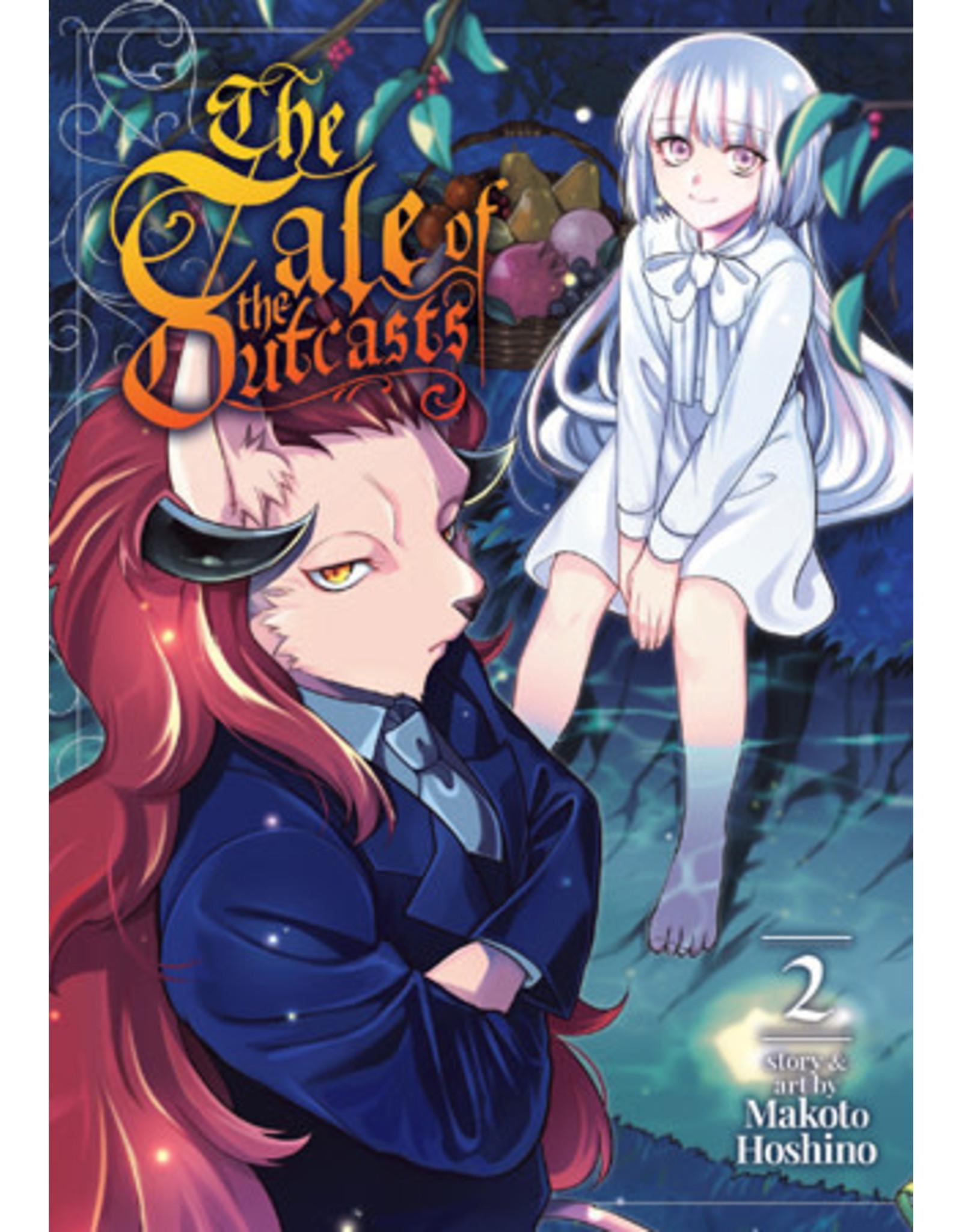 The Tale Of The Outcasts 02 (Engelstalig) - Manga