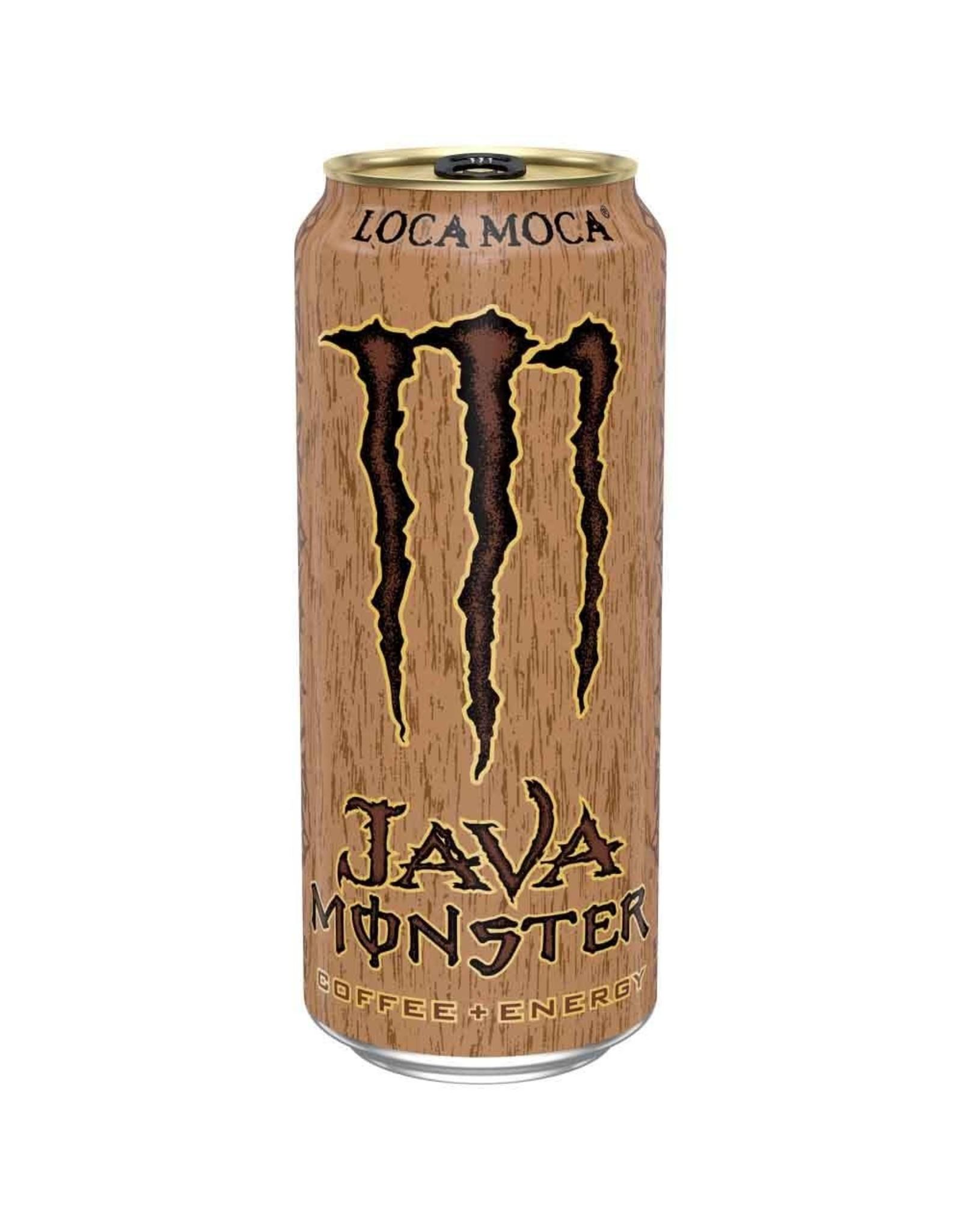 Monster Java Loca Moca - 473ml (import)