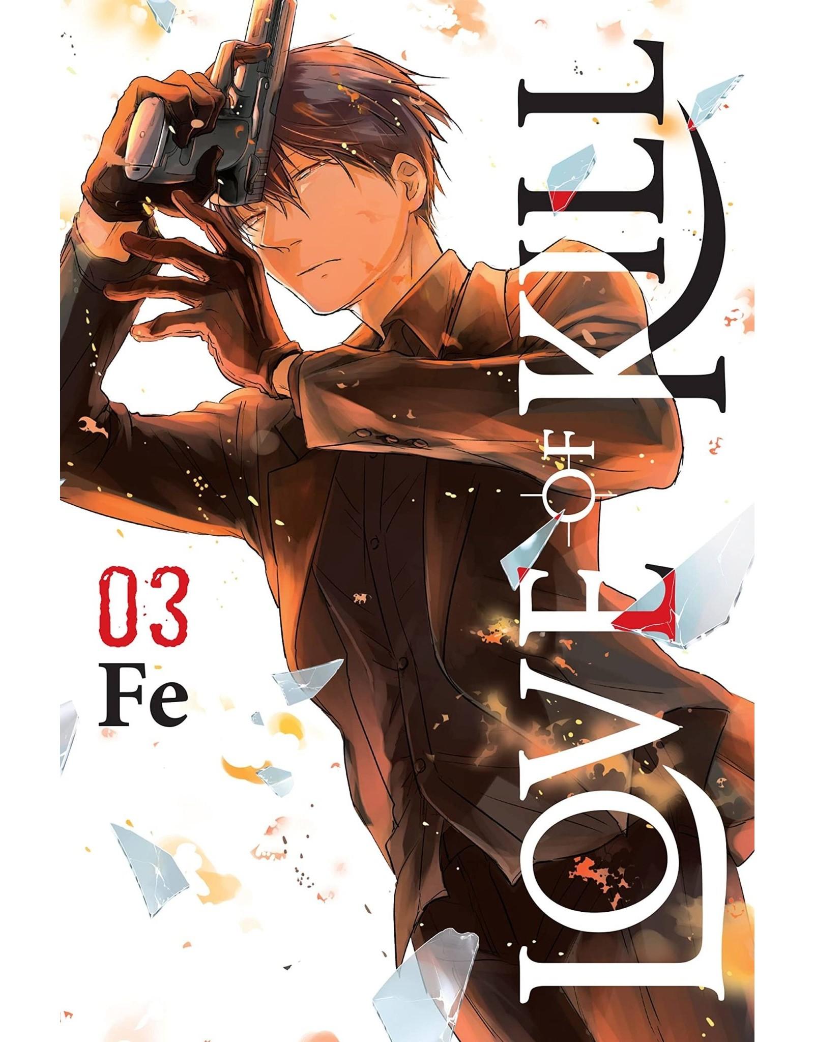 Love of Kill 03 (Engelstalig) - Manga
