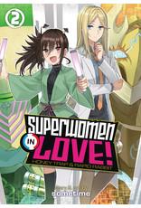 Superwomen in Love! 2 (Engelstalig) - Manga