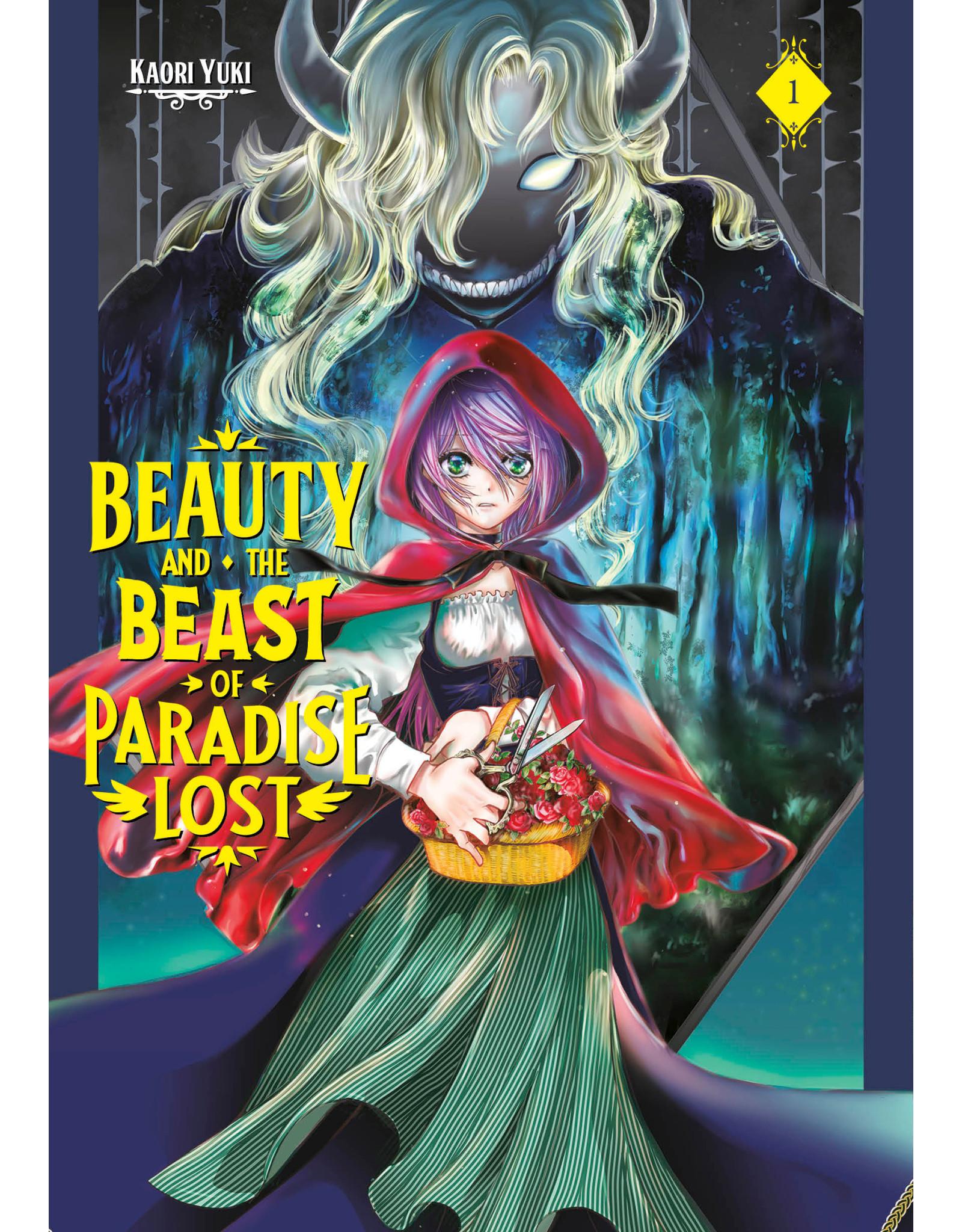 Beauty And The Beast of Paradise Lost (Engelstalig) - Manga
