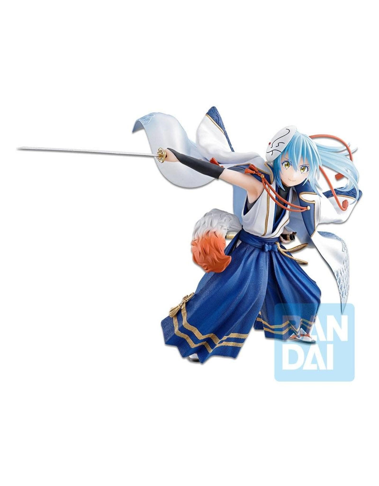 That Time I Got Reincarnated as a Slime - Rimuru Kimono Version - Ichibansho PVC Statue - 14 cm