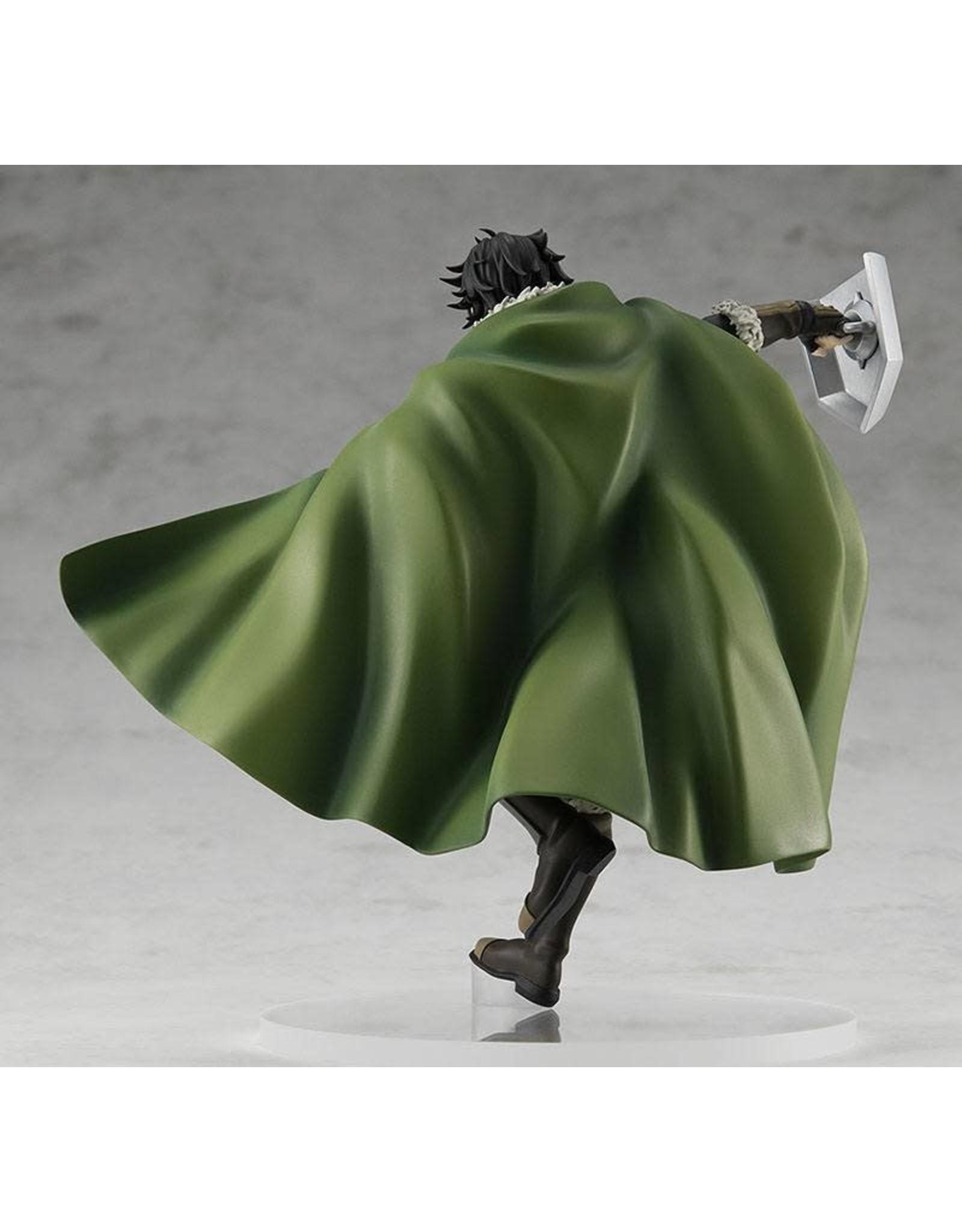 The Rising of the Shield Hero: Season 2 - Naofumi Iwatani - Pop Up Parade PVC Statue - 17 cm
