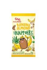 NutsHolic - Banana Almonds - 30g