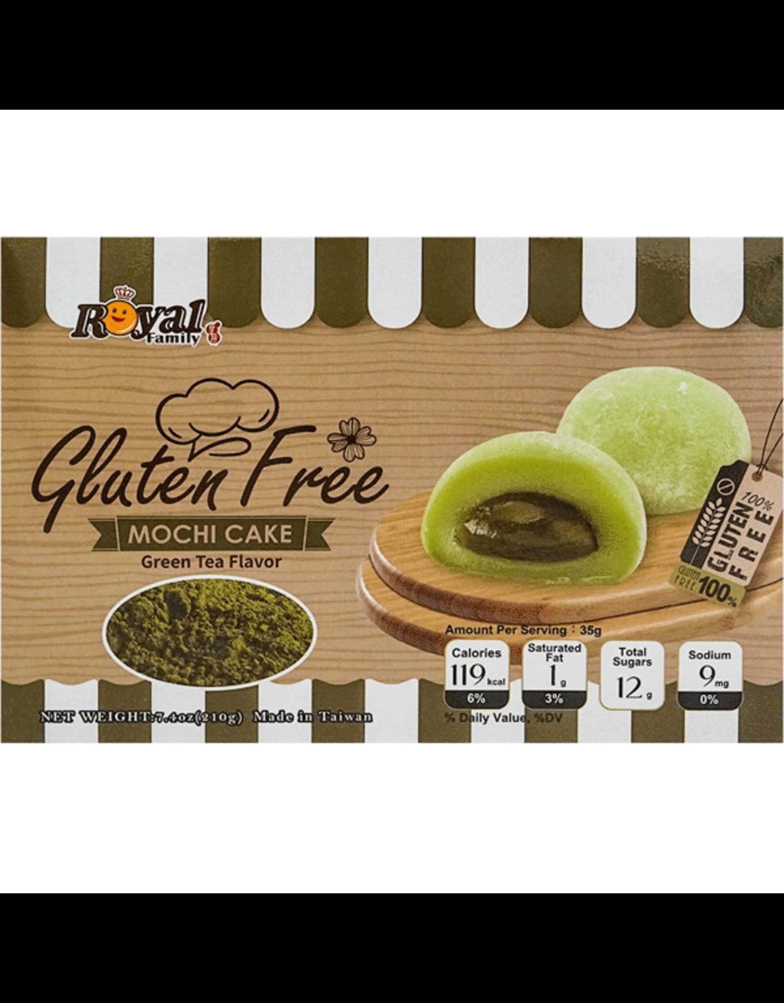 Green Tea Mochi Cake - Gluten Free - 210g