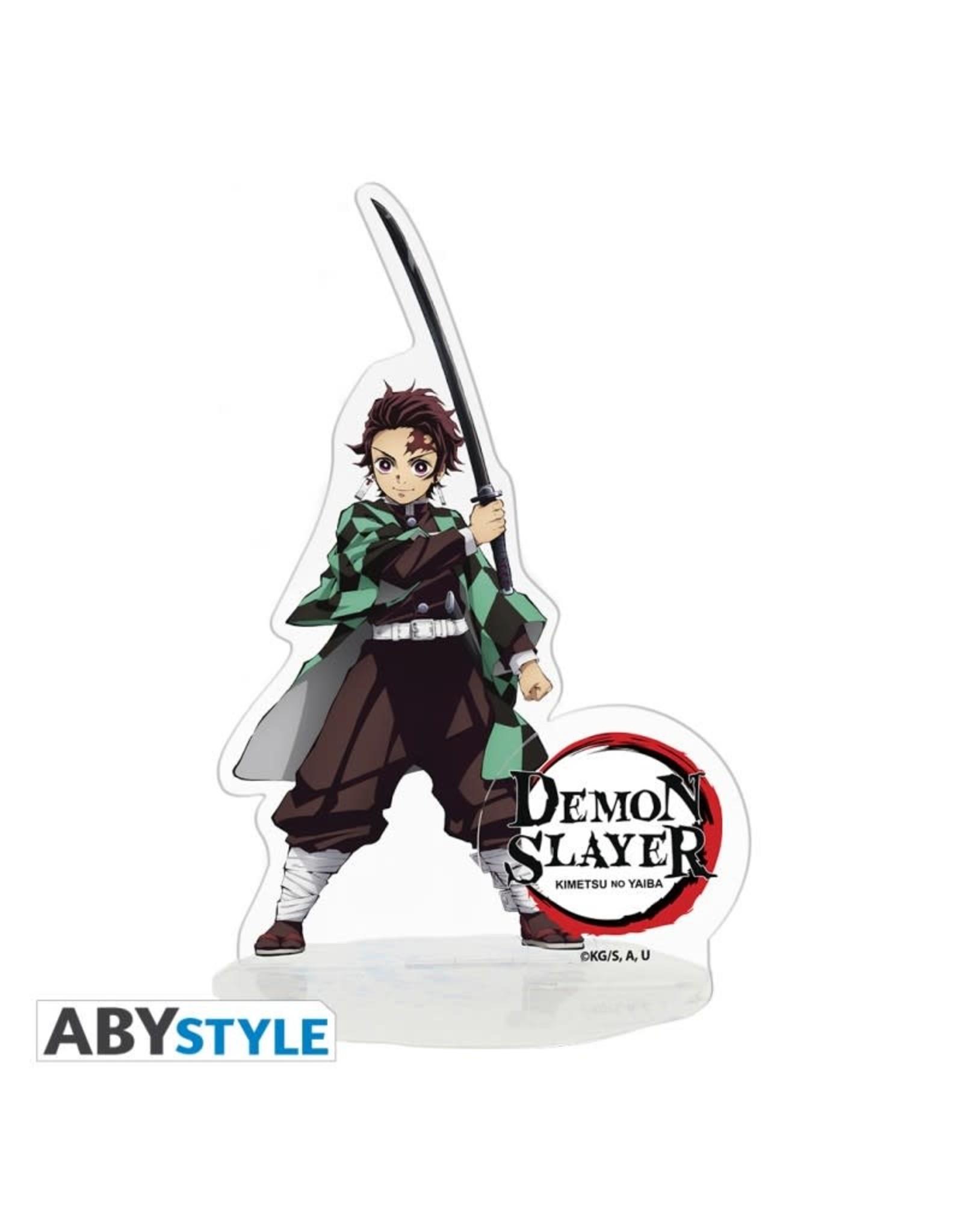 Demon Slayer - Acryl Desktop Figure - Tanjiro - 9 cm