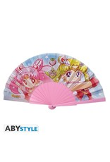 Sailor Moon - Fan - Sailor Moon and Chibi Moon