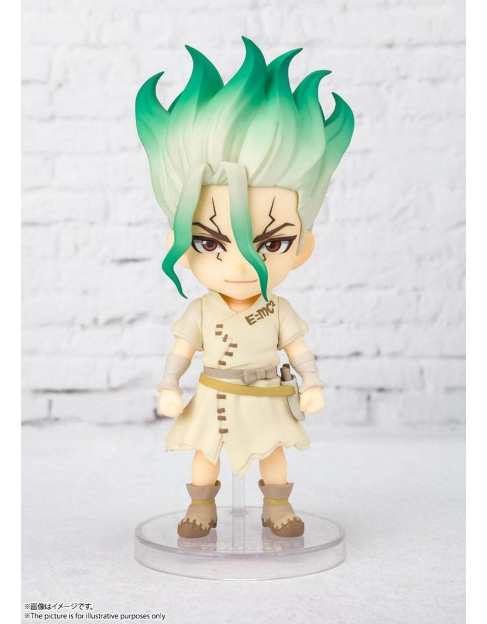 Dr Stone - Ishigami Senku - Mini Figuarts Action FigurE