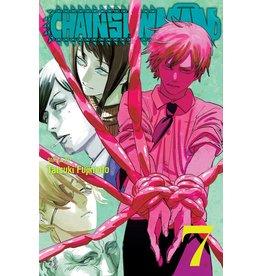 Chainsaw Man 7 (English) - Manga