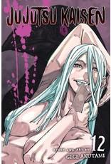 Jujutsu Kaisen 12 (Engelstalig) - Manga