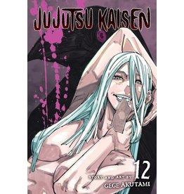 Jujutsu Kaisen 12 (English) - Manga