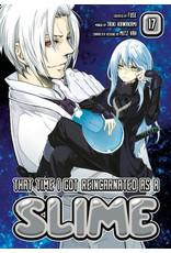 That Time I Got Reincarnated As A Slime 17 (Engelstalig) - Manga