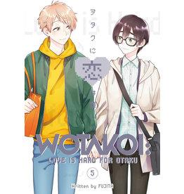 Wotakoi: Love is Hard for Otaku 5 (English) - Manga
