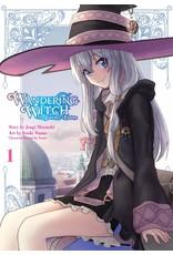 Wandering Witch: The Journey of Elaina 01 (Engelstalig) - Manga