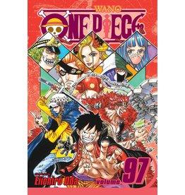 One Piece 97 (Engelstalig) - Manga