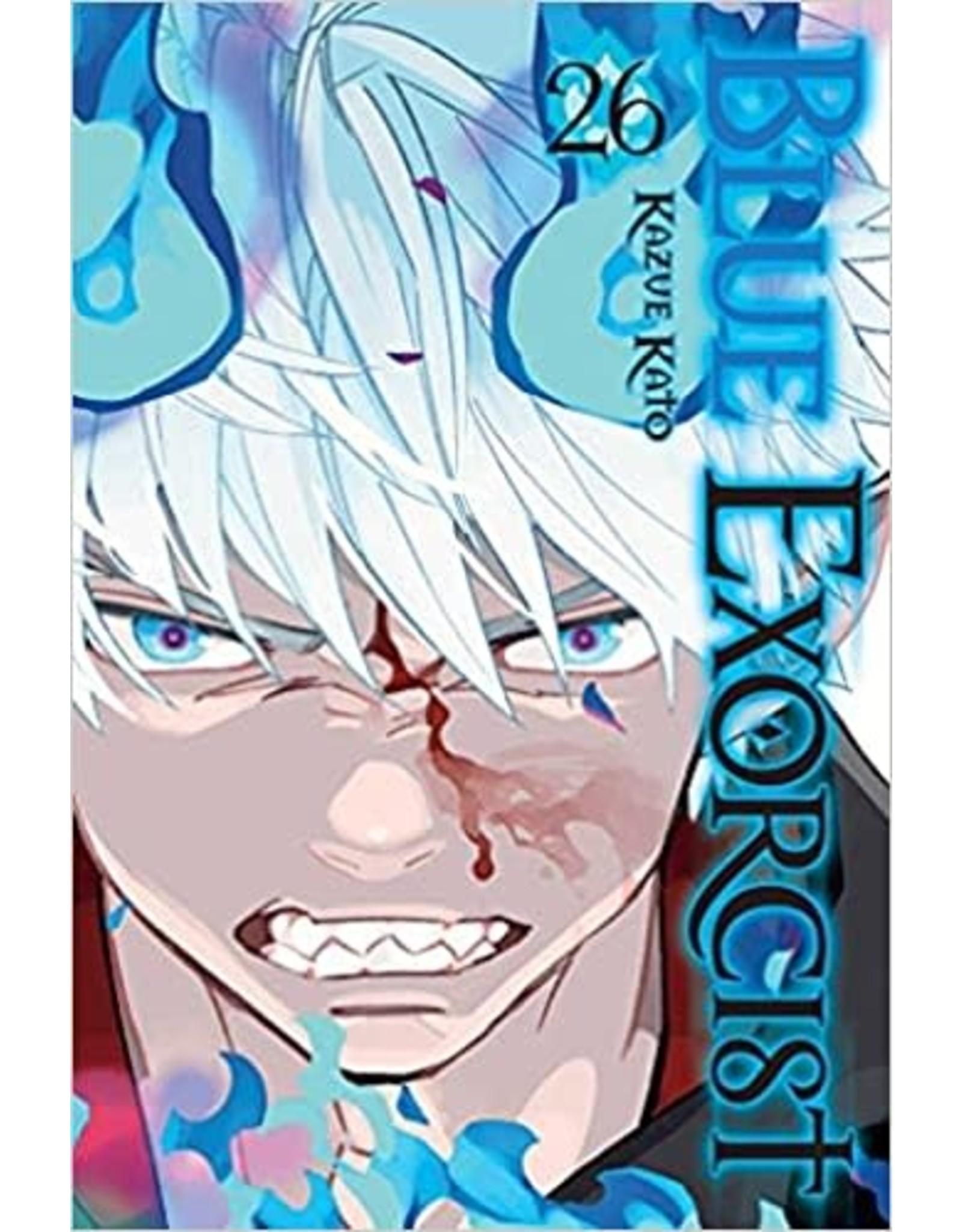 Blue Exorcist 26 (Engelstalig) - Manga