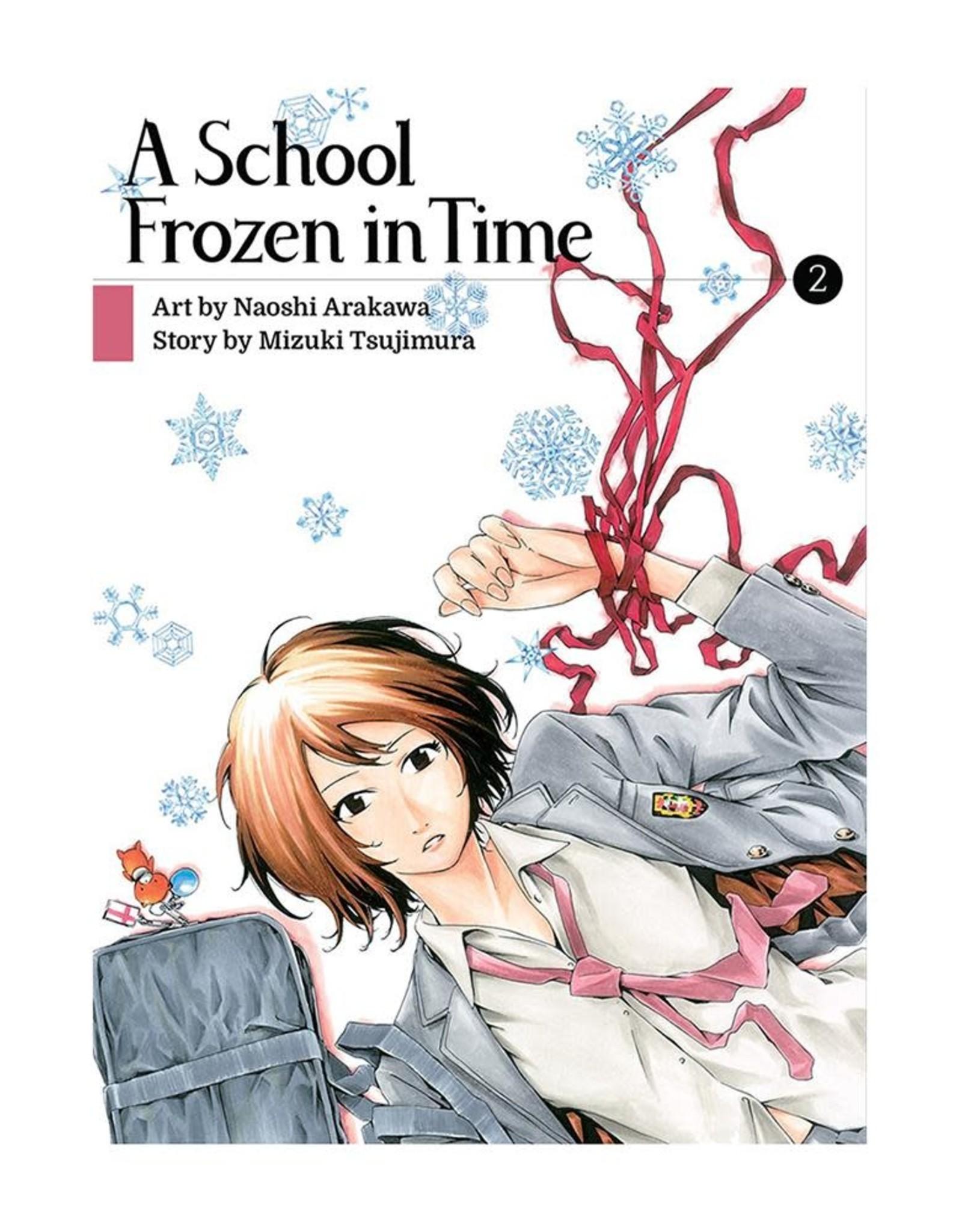 A School Frozen in Time 2 (Engelstalig) - Manga