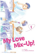 My Love Mix-Up! 1 (Engelstalig) - Manga