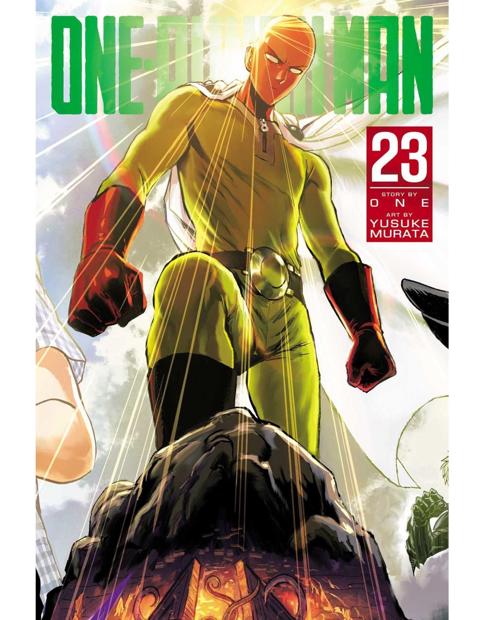 One-Punch Man Volume 23 (Engelstalig) - Manga