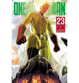 One-Punch Man Volume 23 (English) - Manga