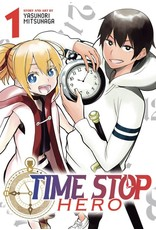 Time Stop Hero 1 (Engelstalig) - Manga