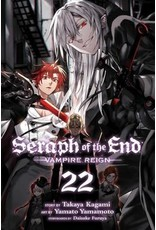 Seraph of the End: Vampire Reign 22 (Engelstalig) - Manga