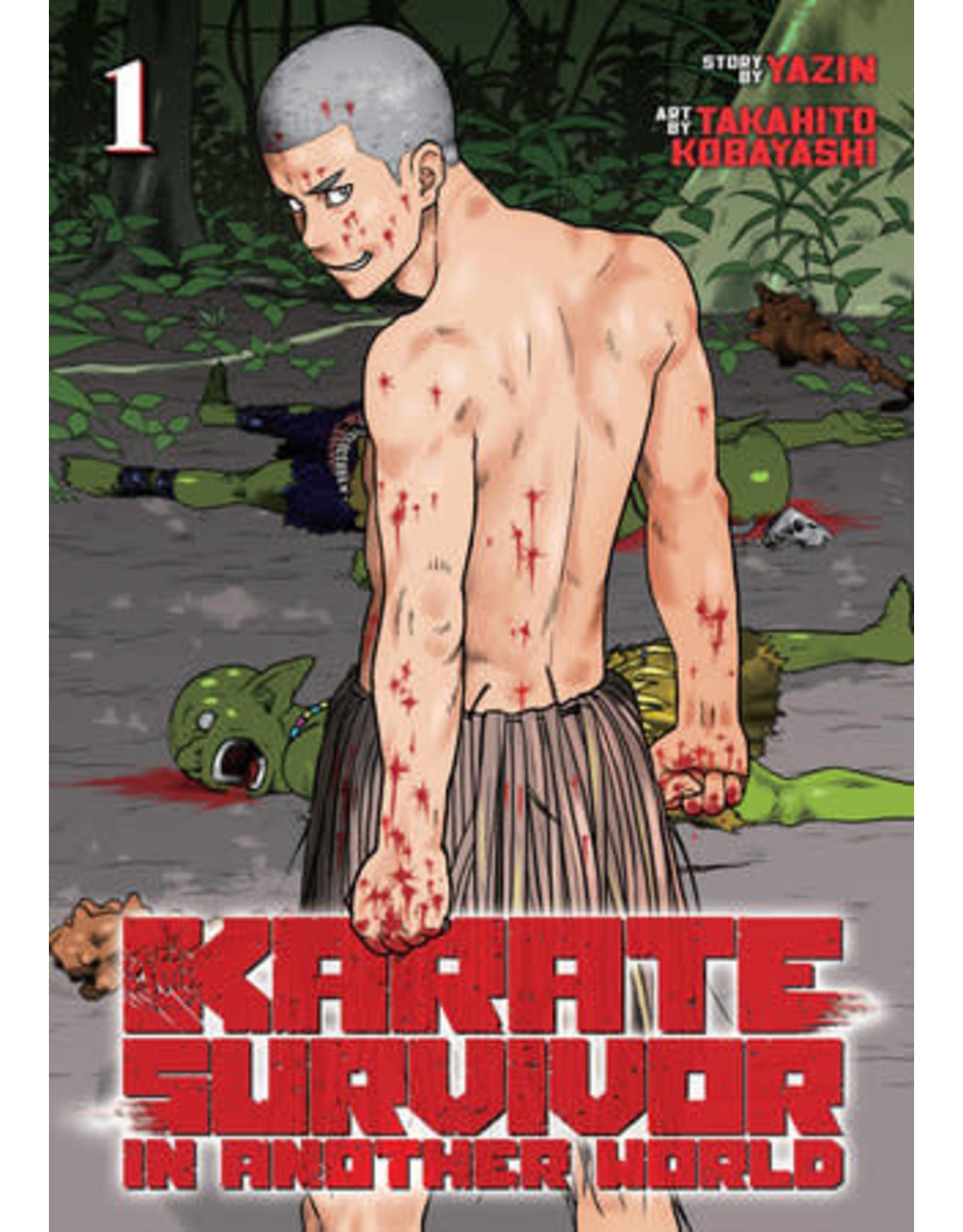 Karate Survivor in Another World 1 (Engelstalig) - Manga