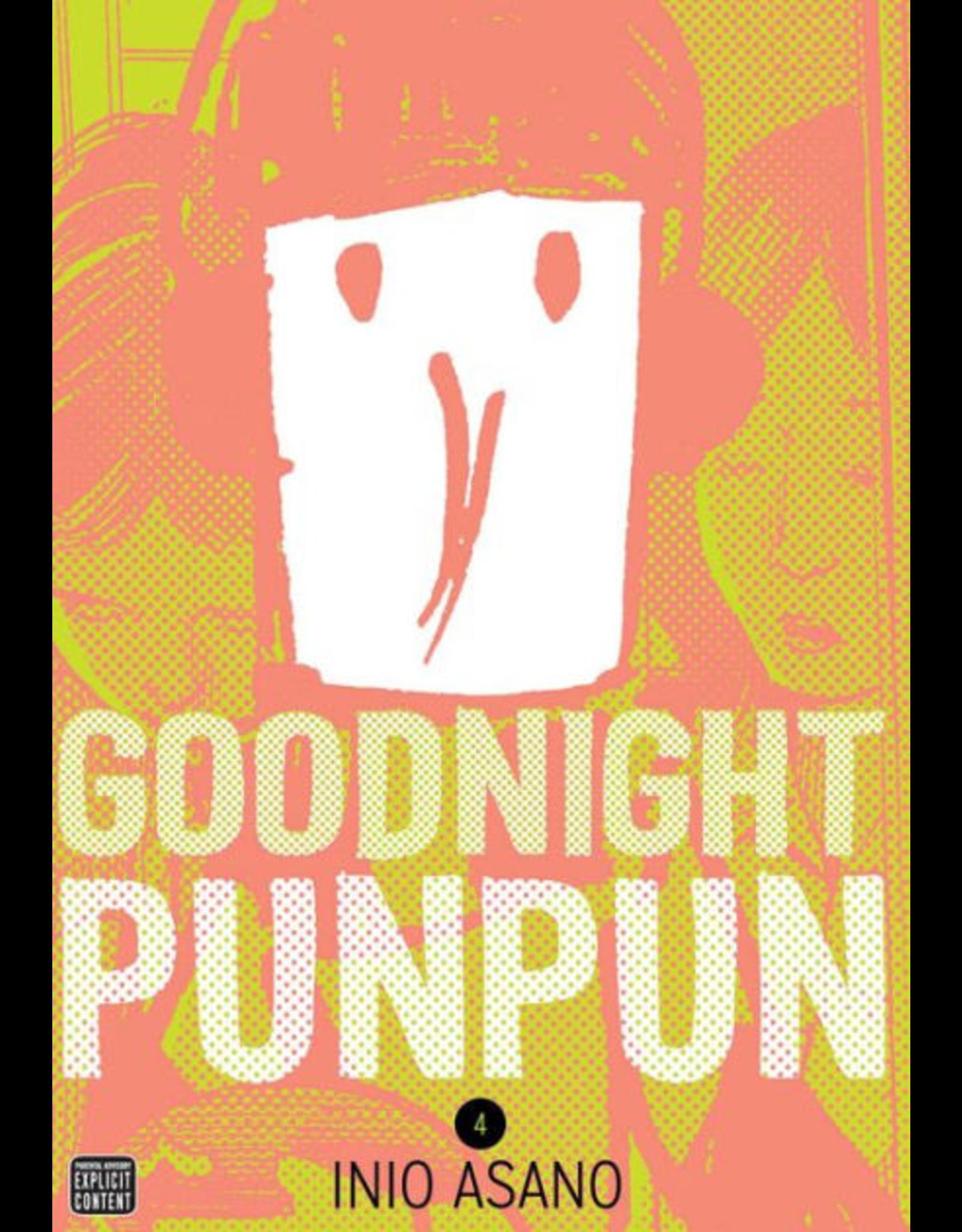 Goodnight Punpun 4 (Engelstalig) - Manga