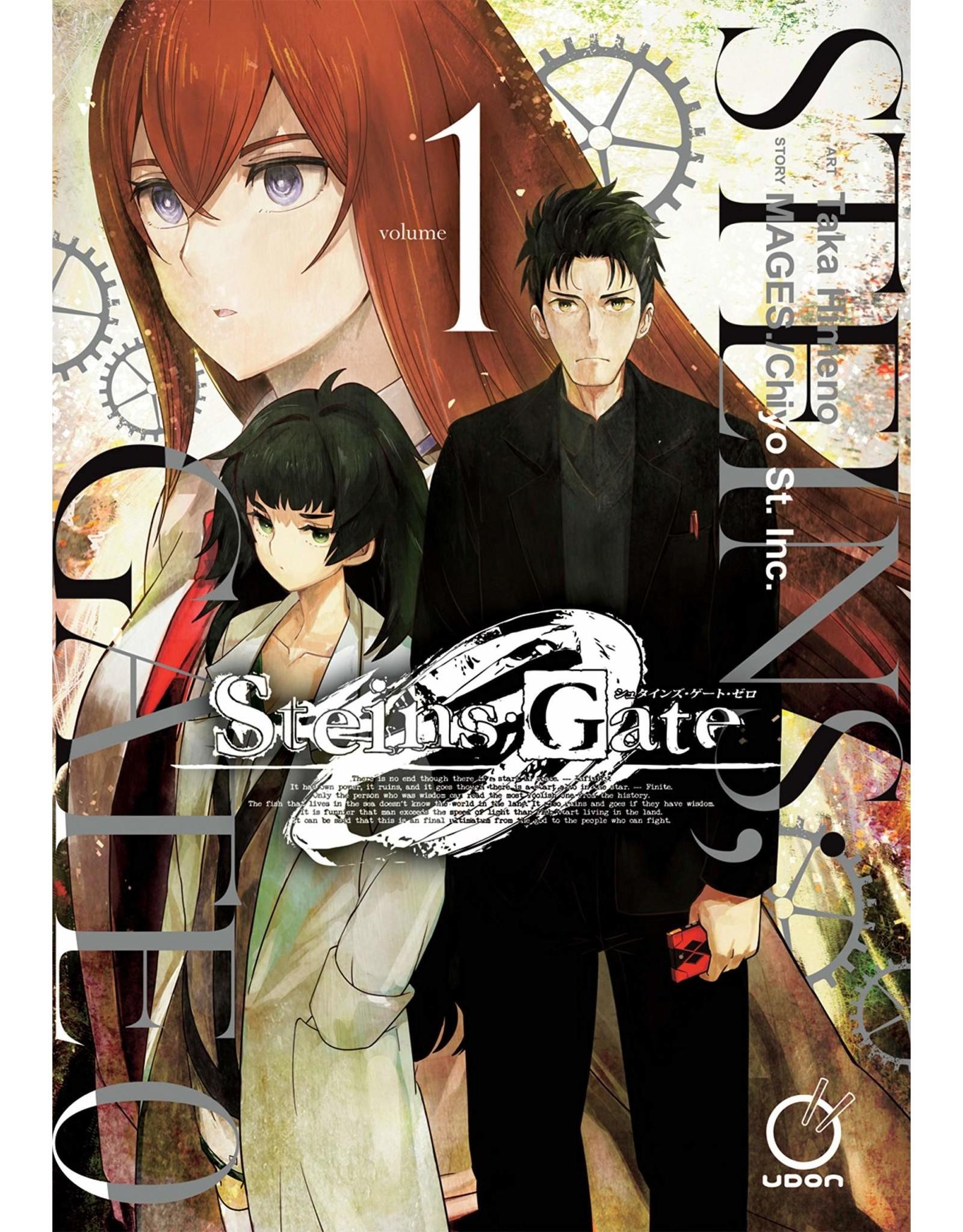 Steins;Gate 0 Volume 1 (Engelstalig) - Manga