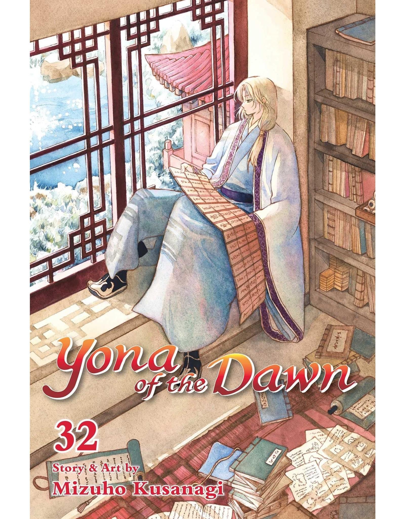 Yona of the Dawn 32 (Engelstalig) - Manga