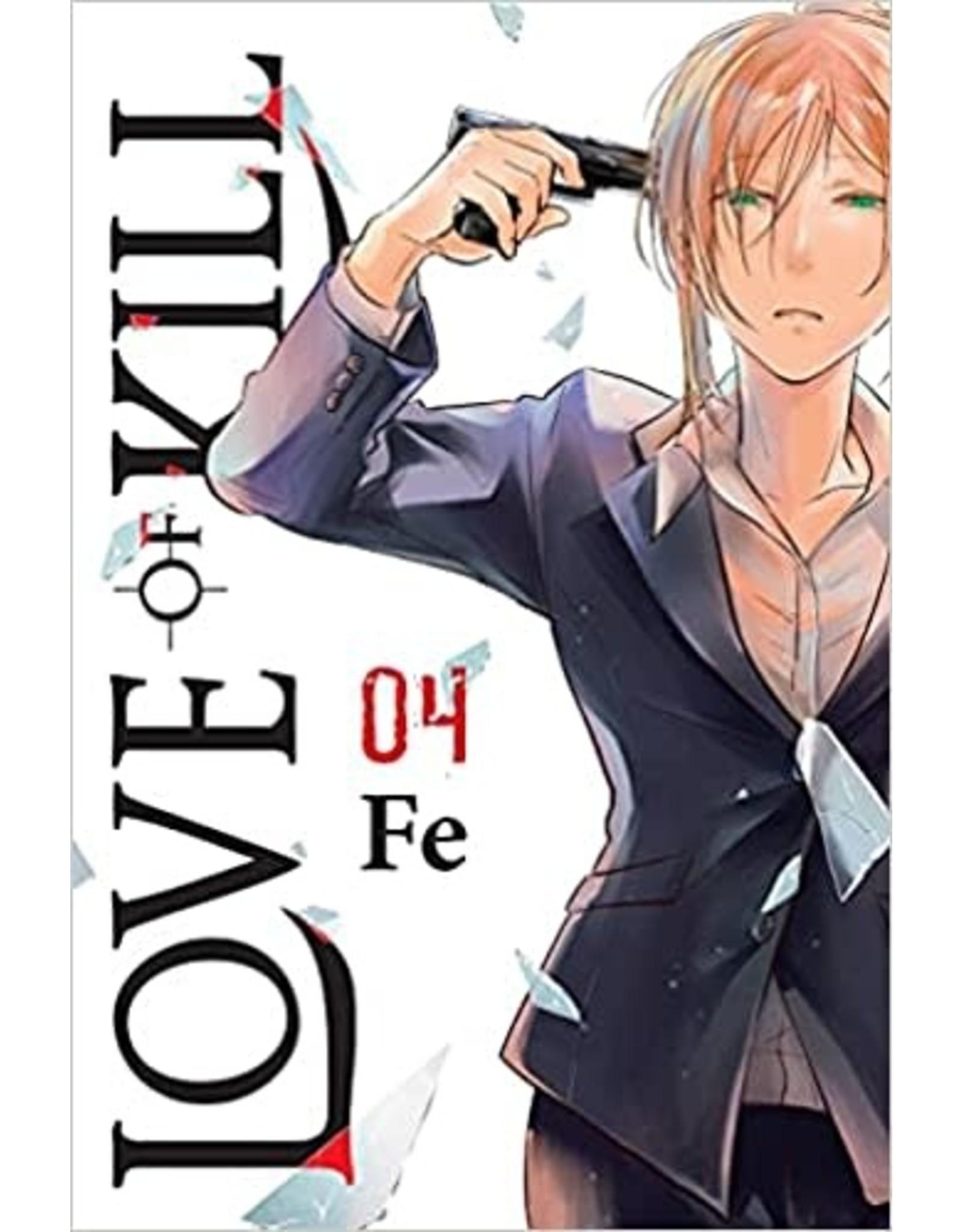 Love of Kill 04 (Engelstalig) - Manga