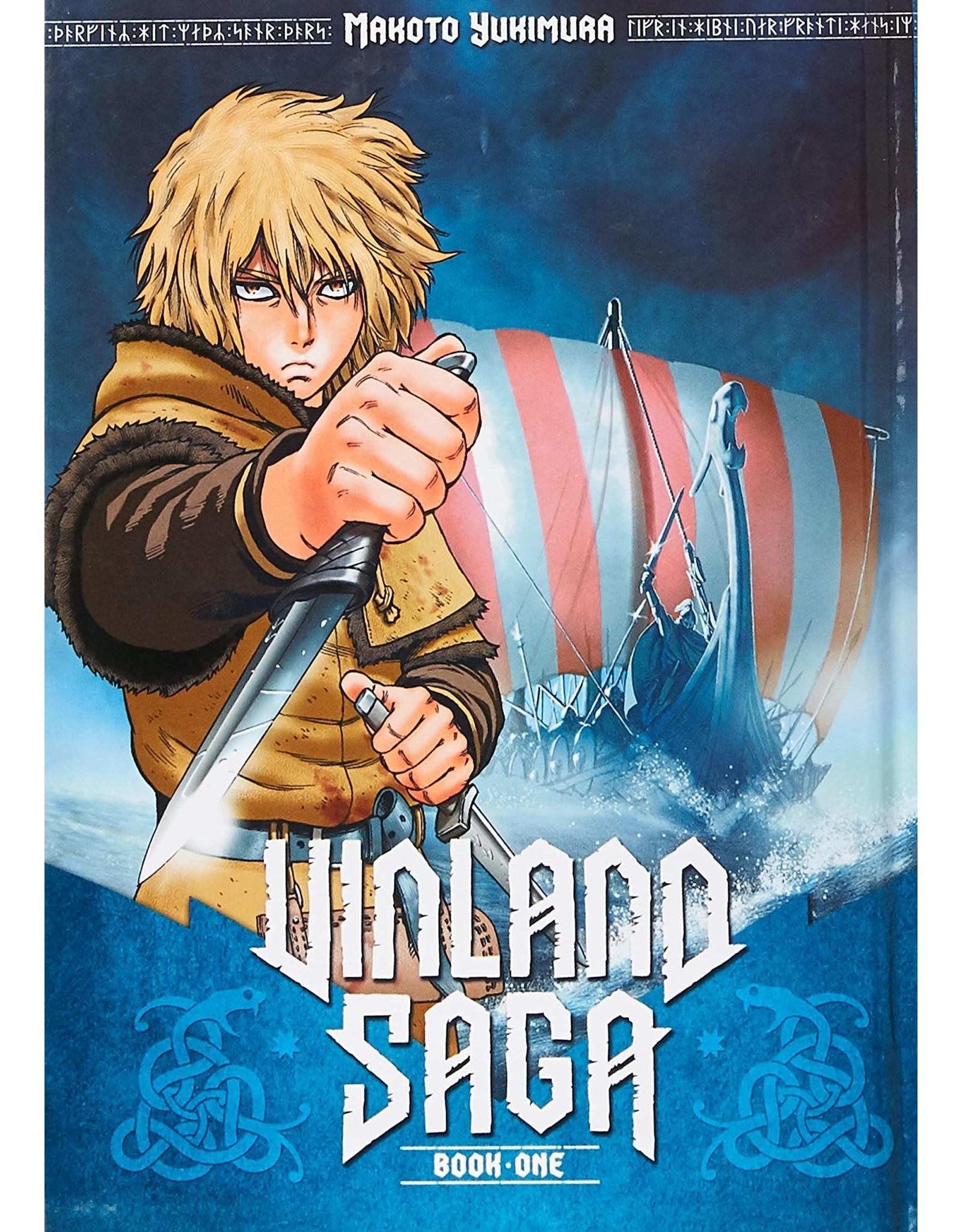 Vinland Saga 1 (Engelstalig) - Hardcover - Manga