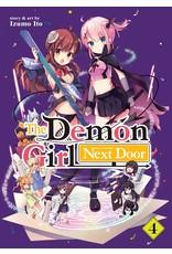The Demon Girl Next Door 4 (Engelstalig) - Manga