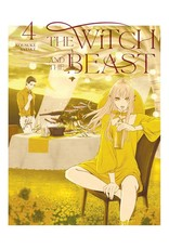 The Witch and The Beast 4 (Engelstalig) - Manga