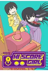 Hi Score Girl 7 (Engelstalig) - Manga