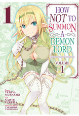 How Not To Summon A Demon Lord 01 (Engelstalig) - Manga