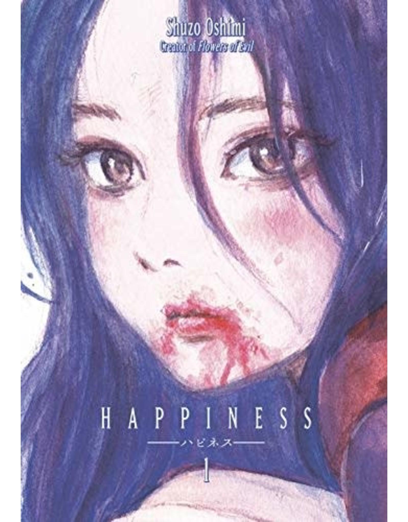 Happiness 01 (Engelstalig) - Manga