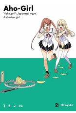 Aho-Girl: A Clueless Girl 02 (Engelstalig) - Manga