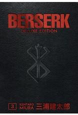 Berserk Deluxe Edition 03 Hardcover (Engelstalig) - Manga
