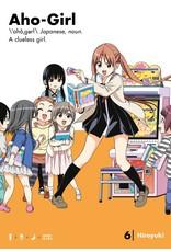 Aho-Girl: A Clueless Girl 06 (Engelstalig) - Manga