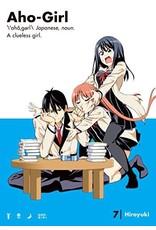 Aho-Girl: A Clueless Girl 07 (Engelstalig) - Manga