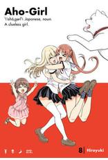 Aho-Girl: A Clueless Girl 08 (Engelstalig) - Manga