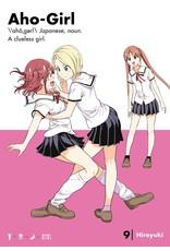 Aho-Girl: A Clueless Girl 09 (Engelstalig) - Manga