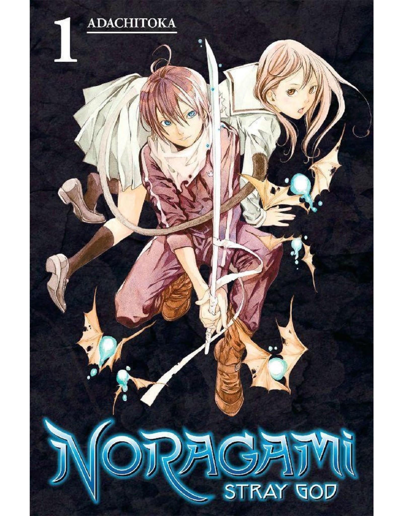 Noragami: Stray God 01 (Engelstalig) - Manga