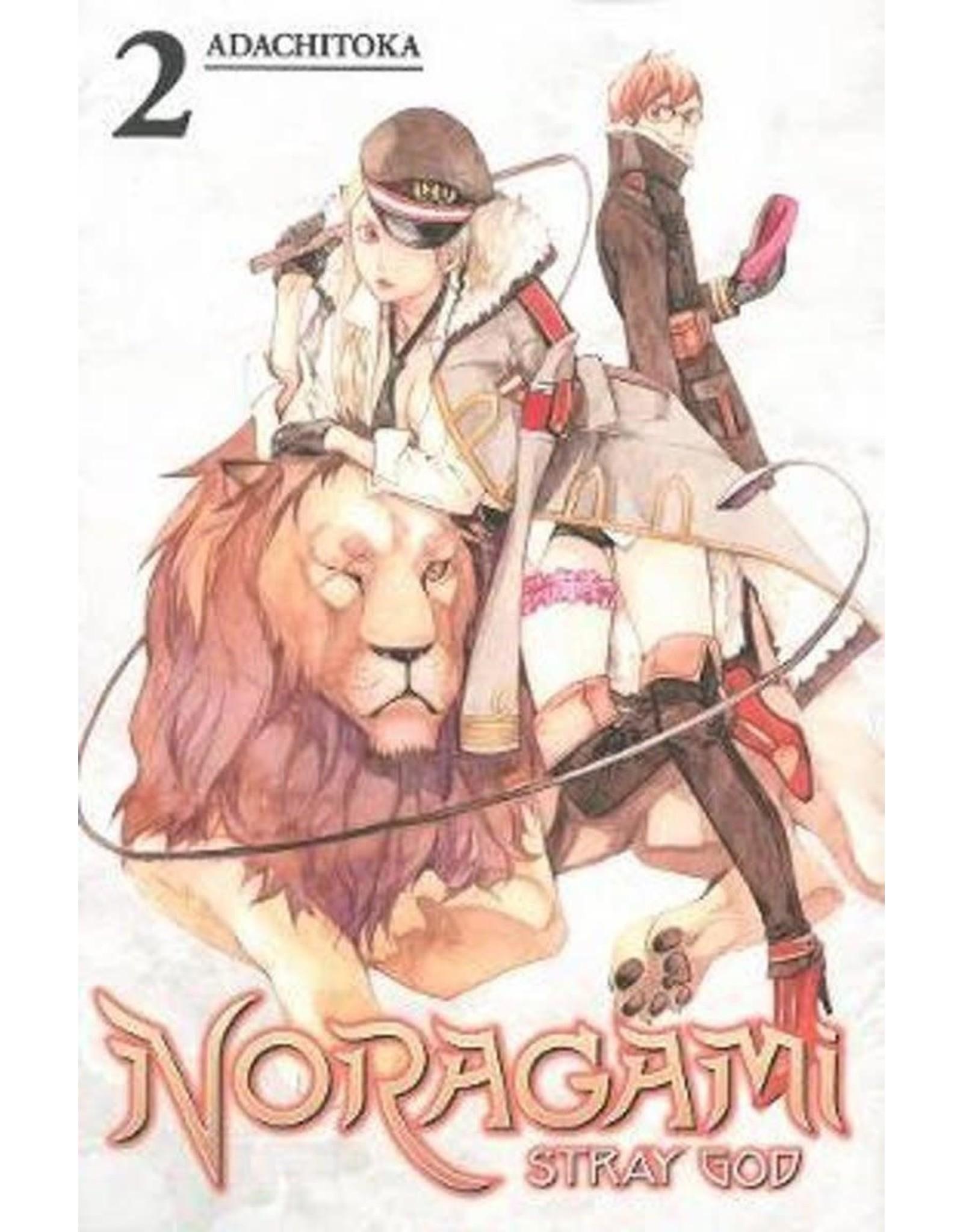 Noragami: Stray God 02 (Engelstalig) - Manga